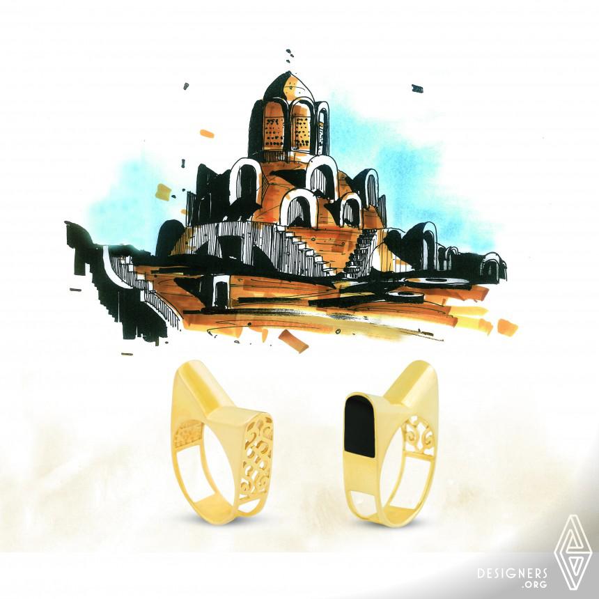 Borujerdiha House Ring