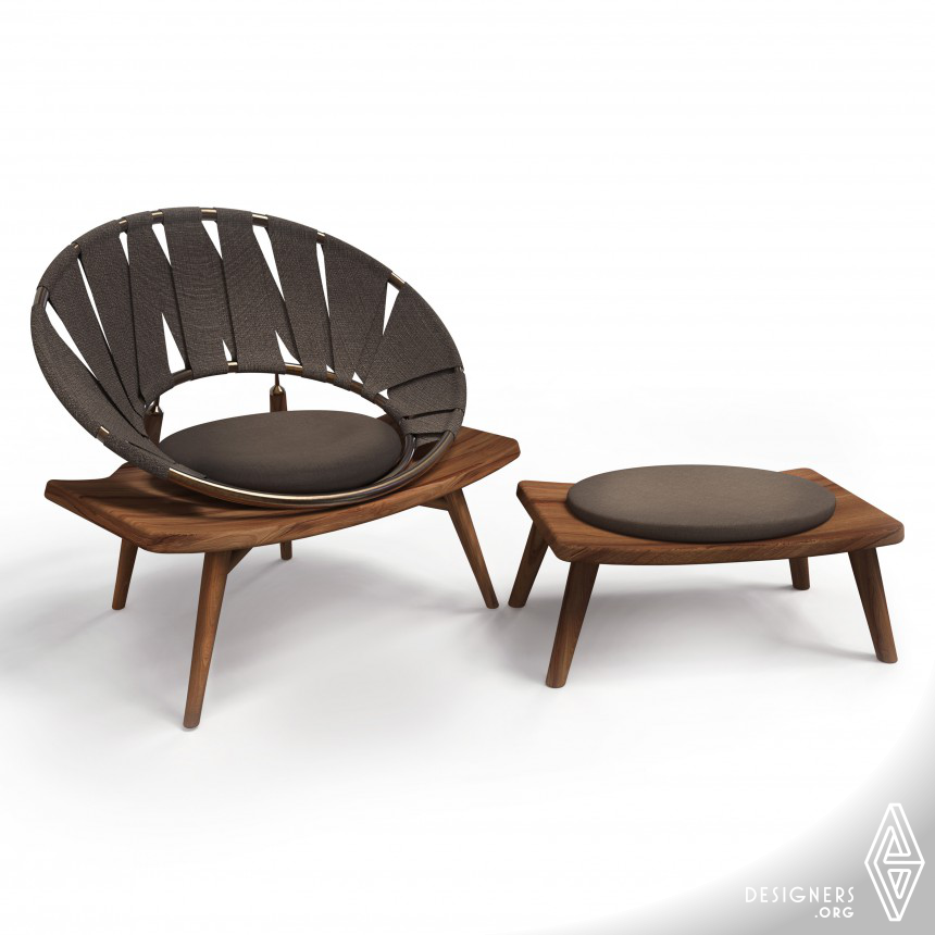 Ring Chair Novelty and Comfortable