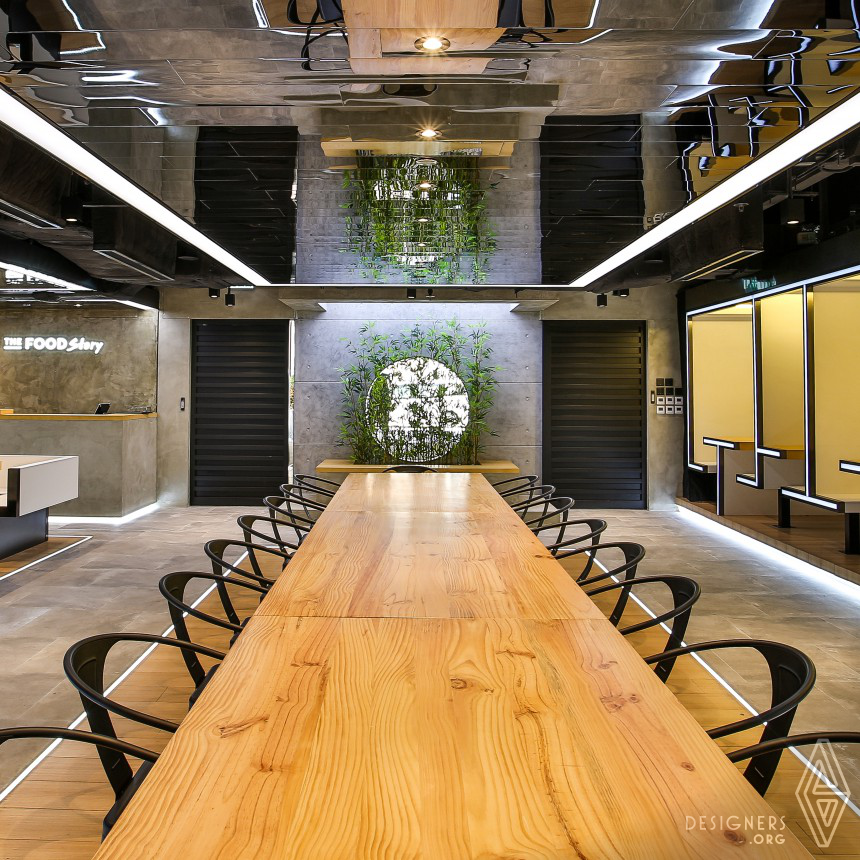 Fusion Restaurant and Office