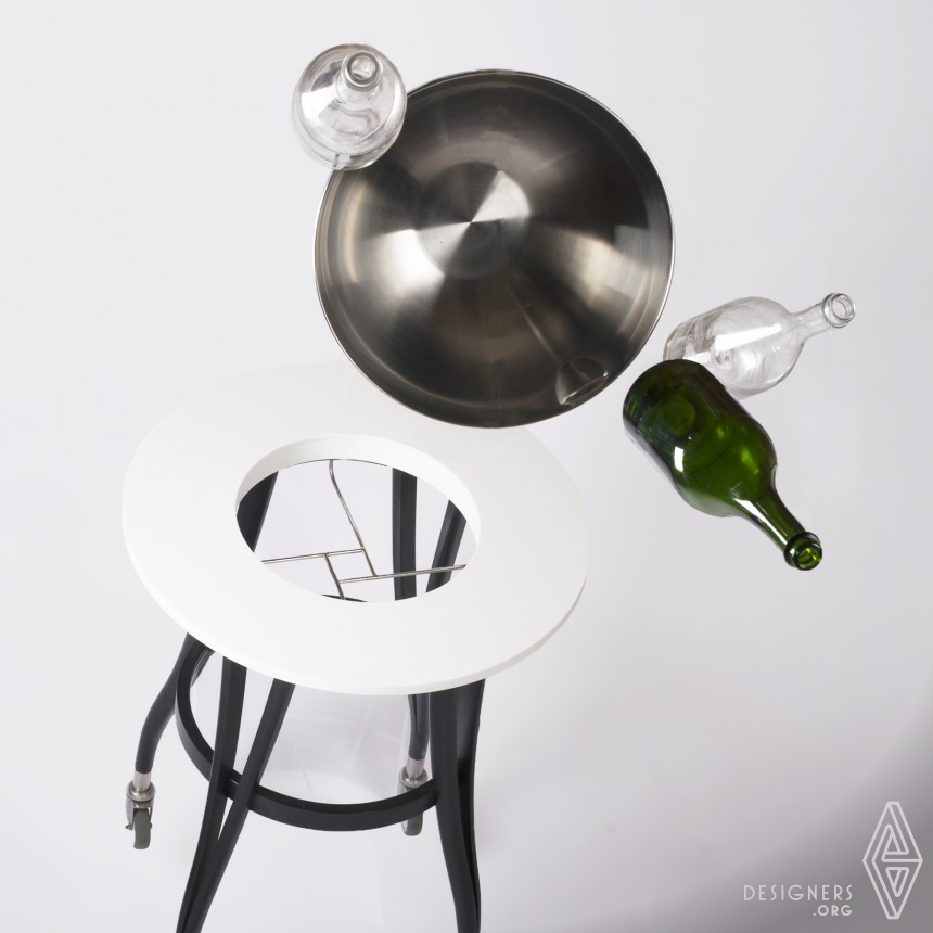 Inspirational Champagne Trolley Design