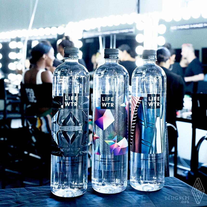 LIFEWTR Series 6: Diversity in Design Bottled Water Image