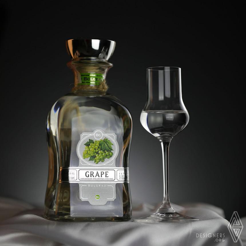 Bolgrad Distillates Label Image