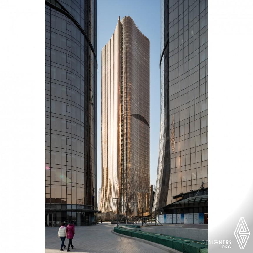 Da Wang Jing Mixed Use Development Office, Serviced Apartment, Retail Image