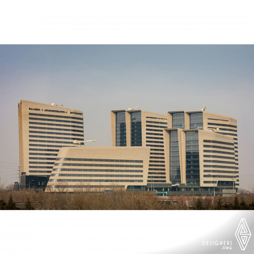 Daxing District P3 Office, Hotel and Retail