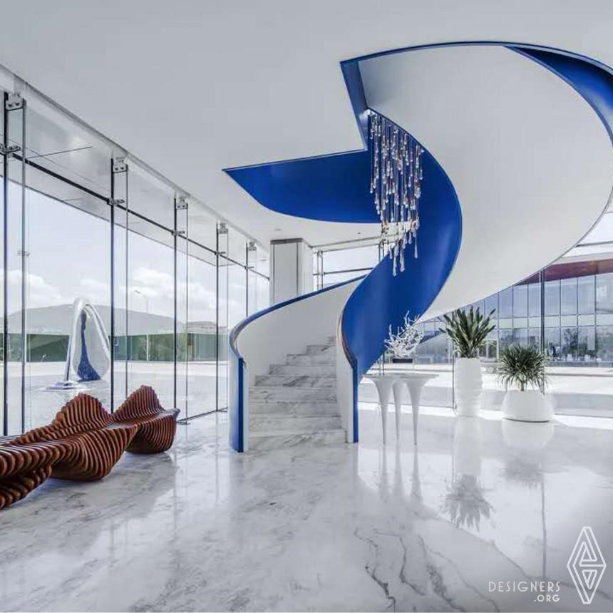Suzhou·Merchants Great Lakes Century Sales Offices Image