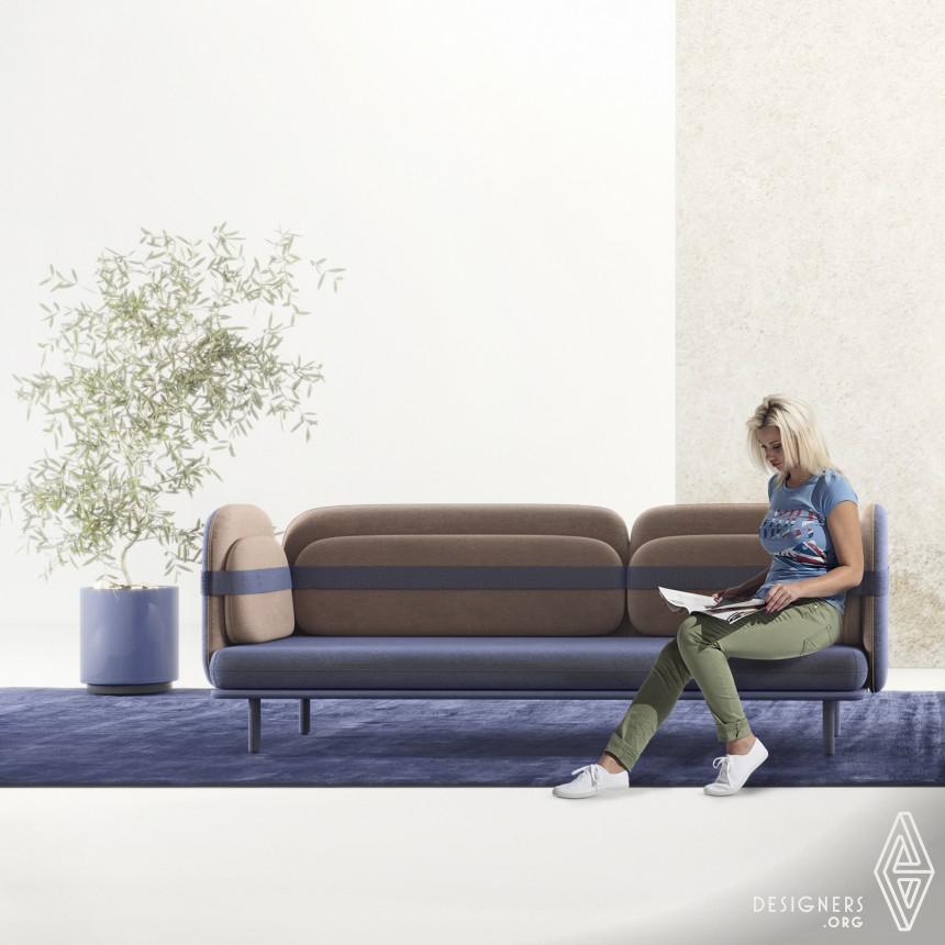 Bandage Sofa Image