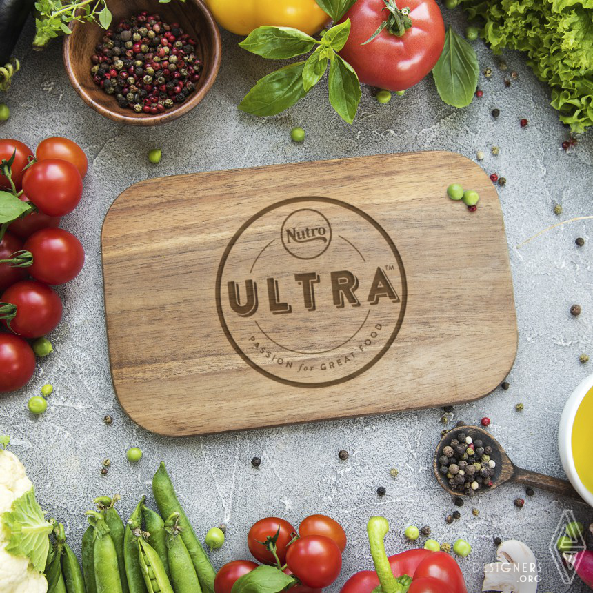 Nutro Ultra Packaging Rebrand Natural Culinary Pet Food For Dogs Image