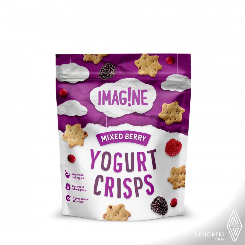 Imagine Snacks Packaging