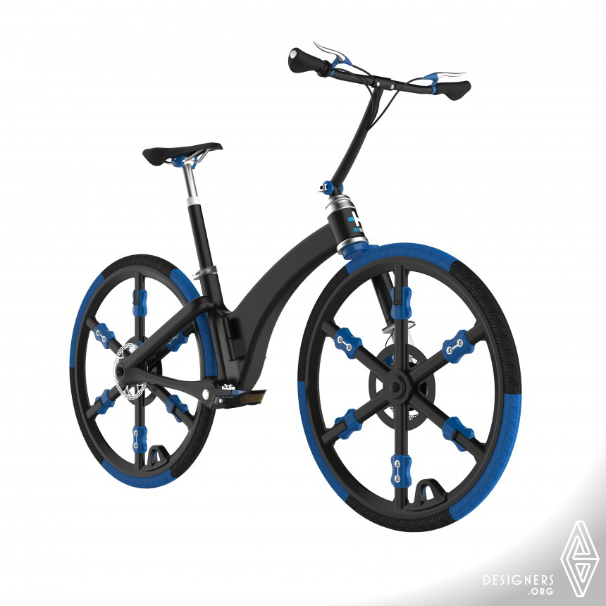 MinMax Folding Bicycle