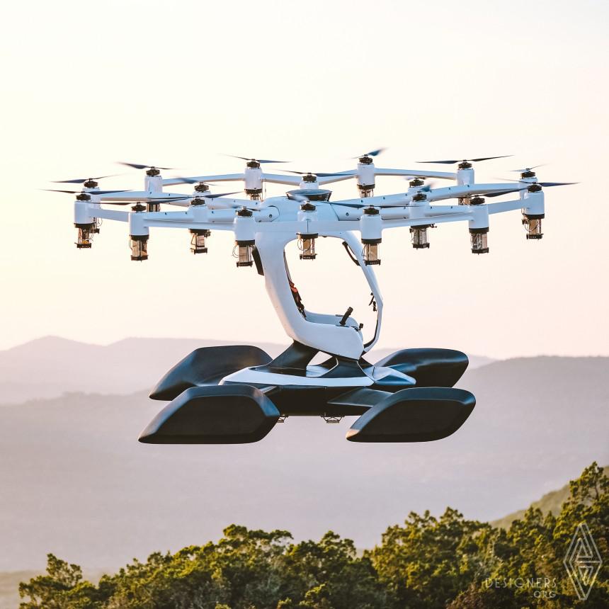 Lift Aircraft HEXA Passenger Drone