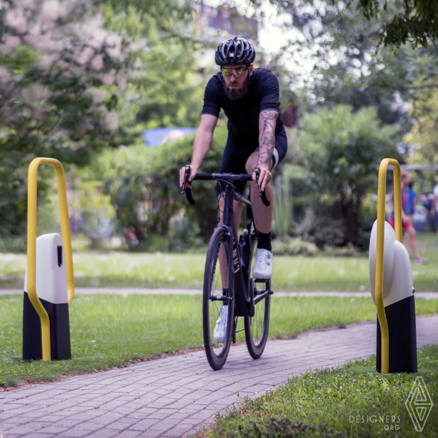 VeloClass Bicycle Traffic Measurement System