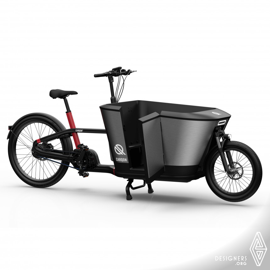 Carqon Electric Cargo Bike