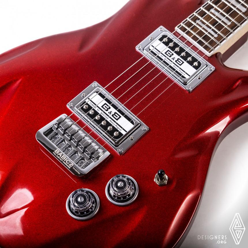 Inspirational Electric Guitar Design