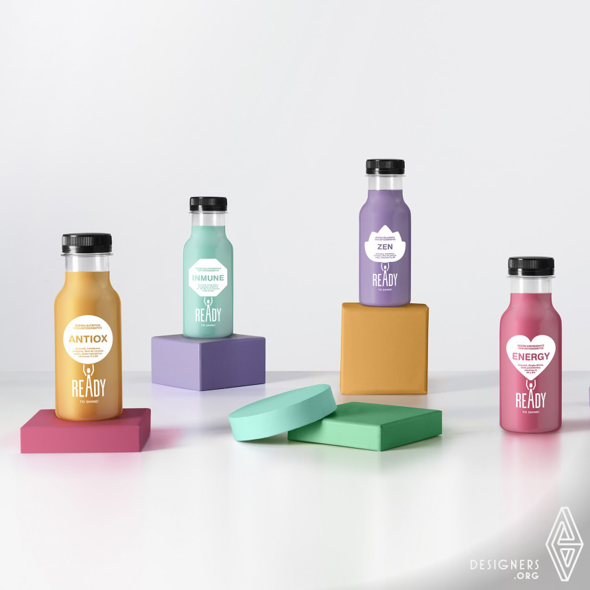 Inspirational Juices family Design