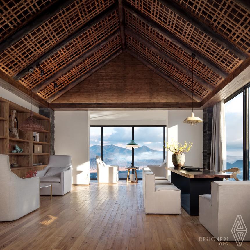 Bo Du Resort Hotel Design Commercial Image