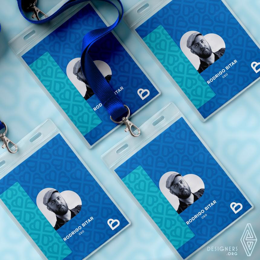 InterBrasil Brand Identity Redesign Image