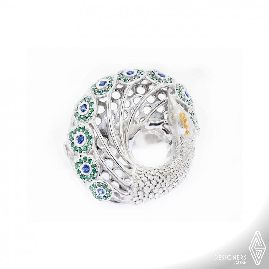 Inspirational Ring for Women Design
