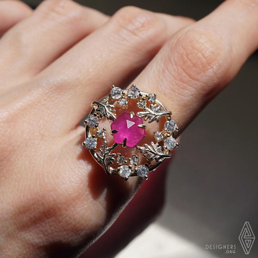 Wishing Well  Ring Image