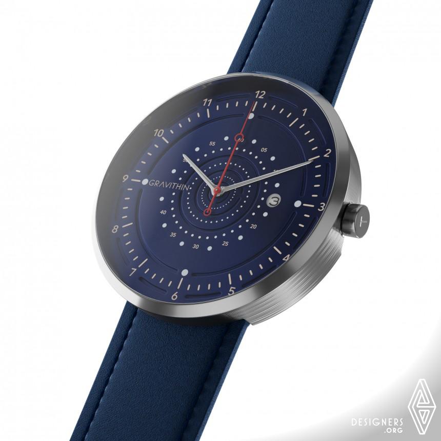 Inspirational Timepiece Design