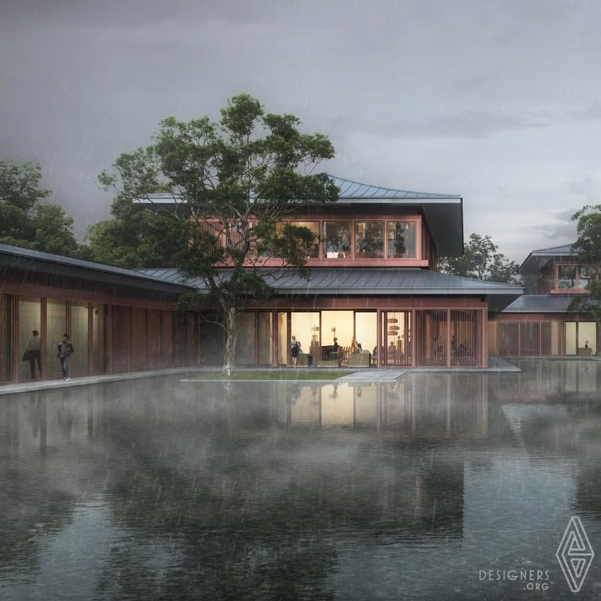 Fengqi Chang'an Aesthetics Museum Exhibition Hall