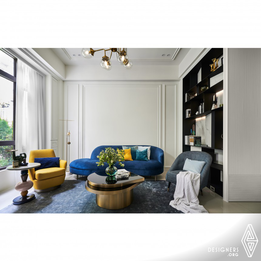 A la Blanc Residential Interior Design