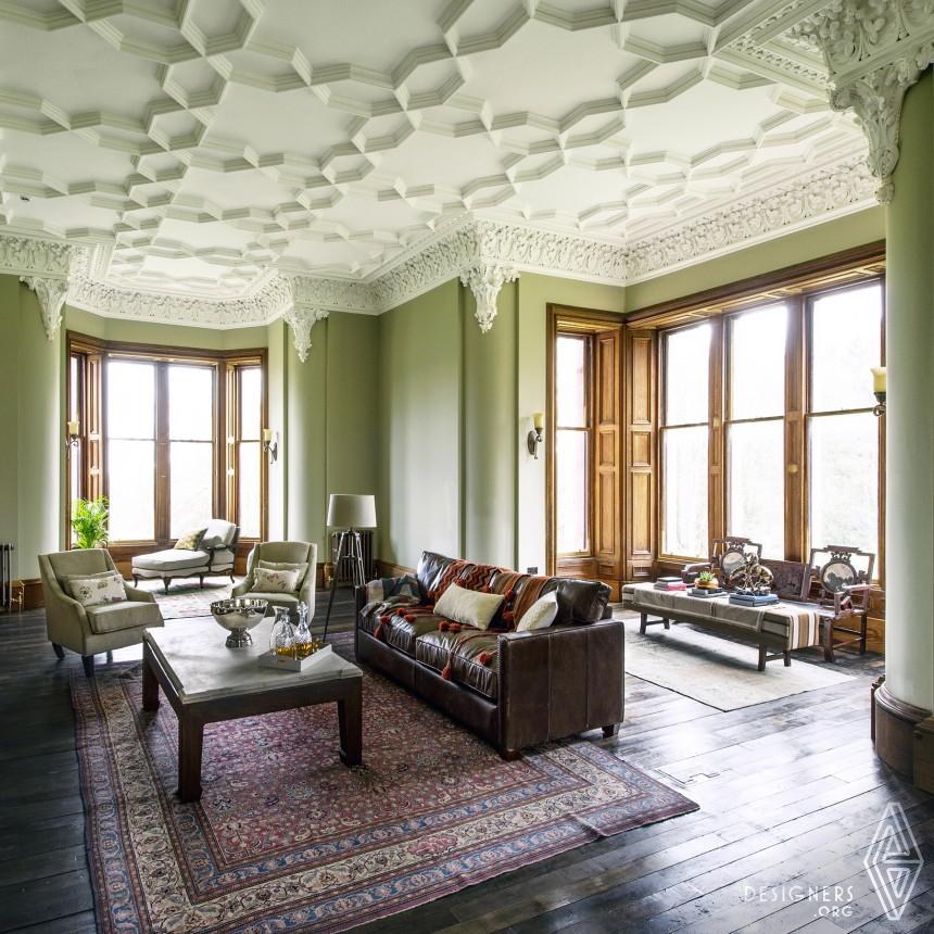 Inspirational Old Castle Restoration Design
