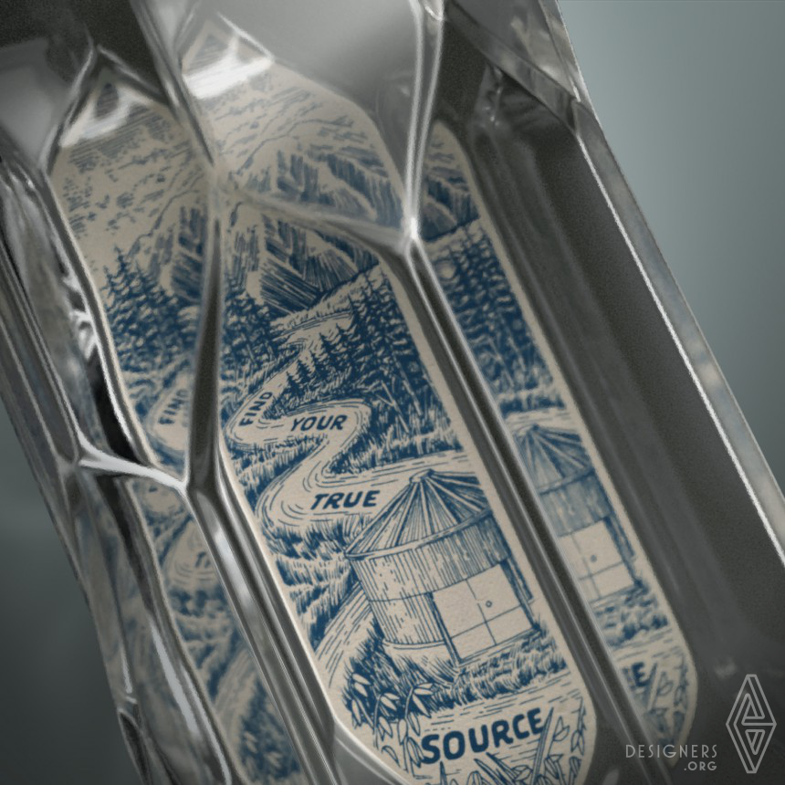 Source One Vodka Spirits and Alcohol Image
