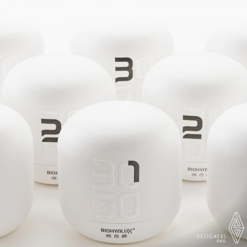 Inspirational Skin Care Package Design