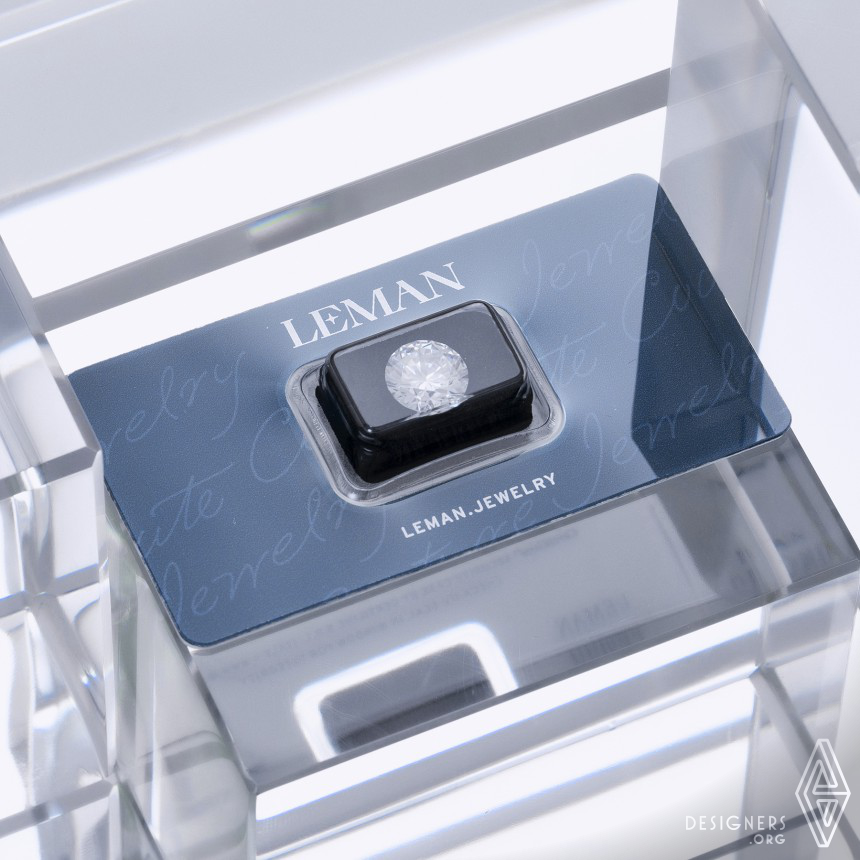 Leman Jewelry Branding and Packaging Image