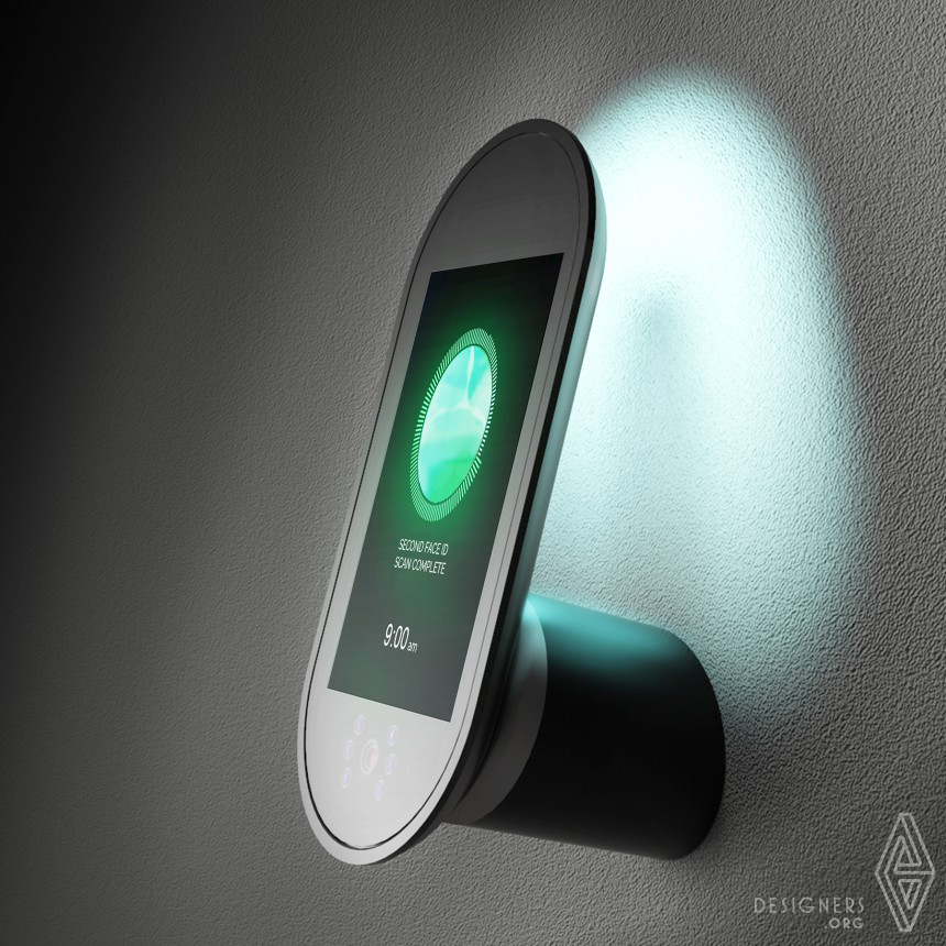Inspirational Security Device Design