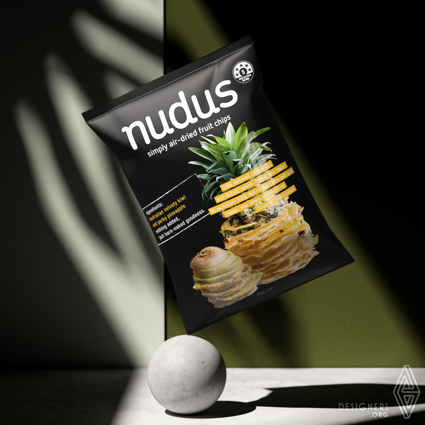 Nudus Snack Food Image