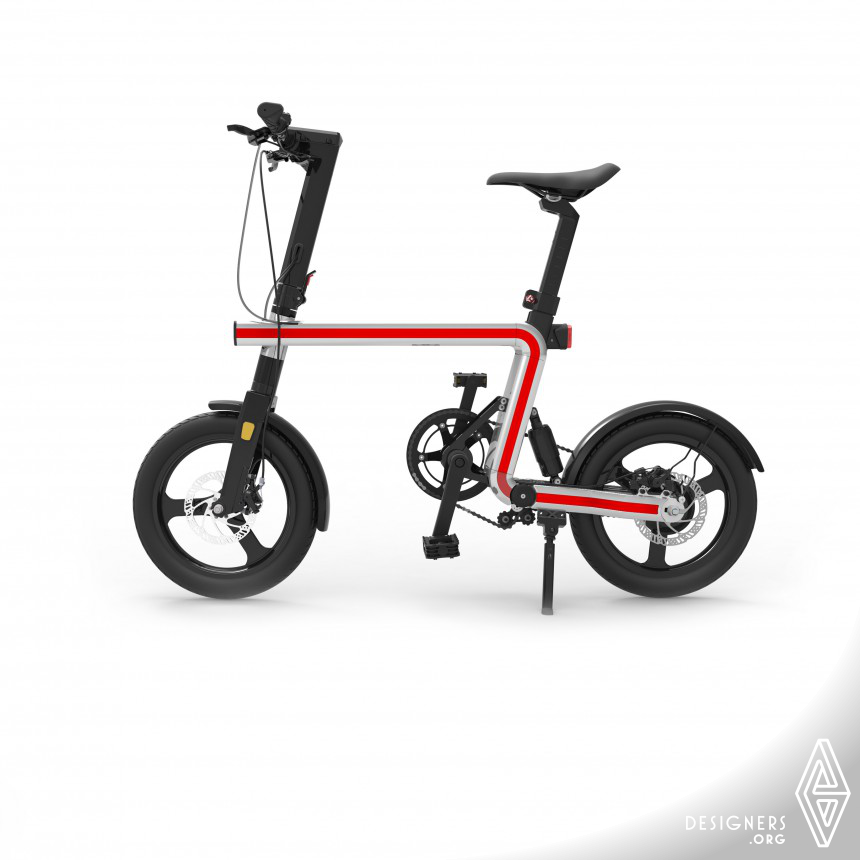 Ozoa Electric Bicycle