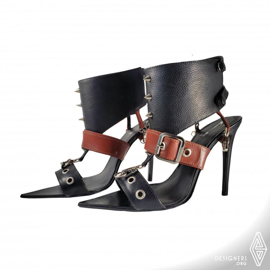 The Gemini Rebirth Interchangeable Footwear