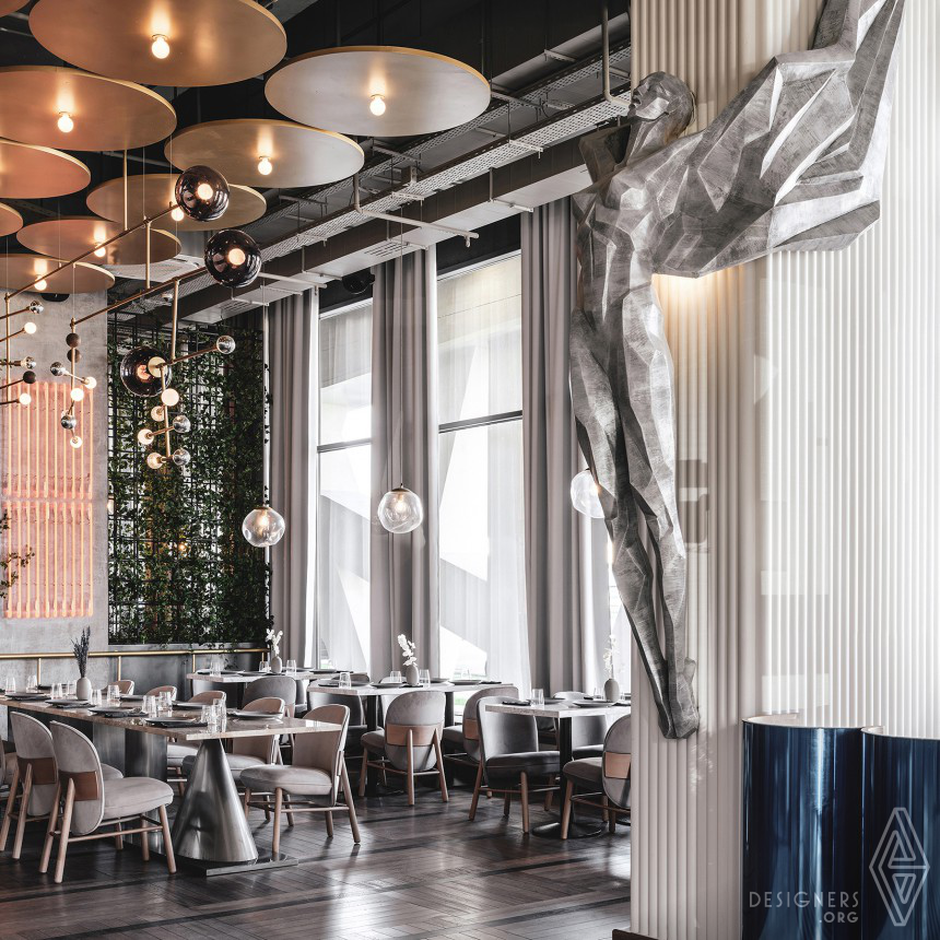 Polyot Restaurant Image