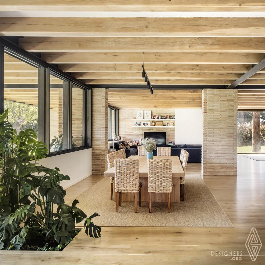 SV Villa Residential House Image
