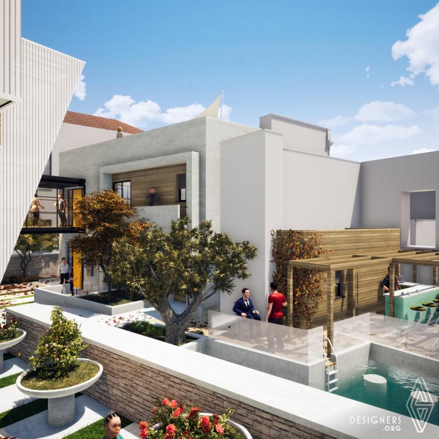 Inspirational Residential Complex Design