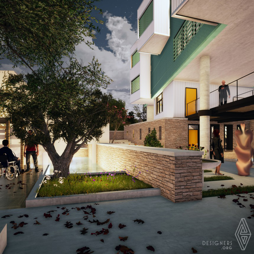 Interelationships  Residential Complex Image