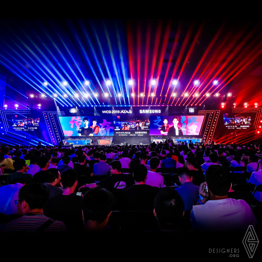 World Cyber Games 2019 Xi'an Global eSports Festival