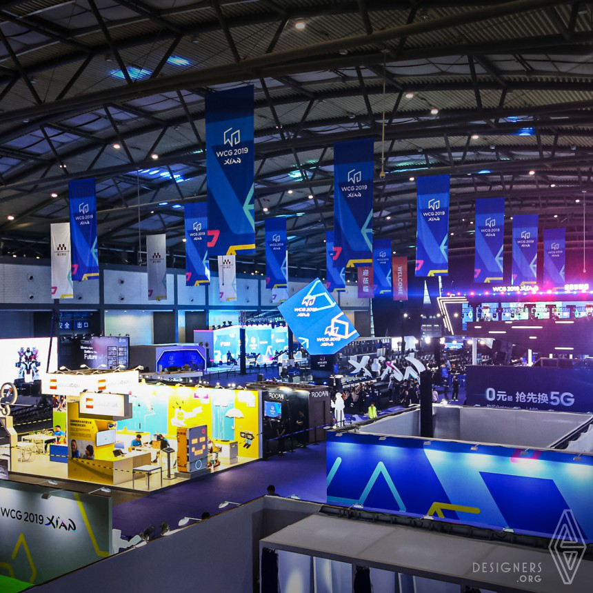 World Cyber Games 2019 Xi'an Global eSports Festival Image