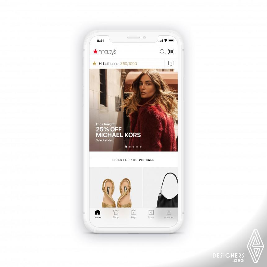 Macys App Redesign