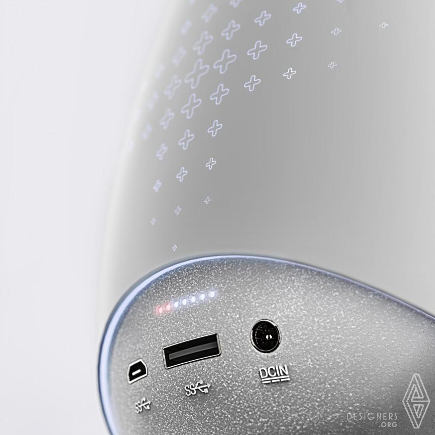 Inspirational Portable Speaker Design
