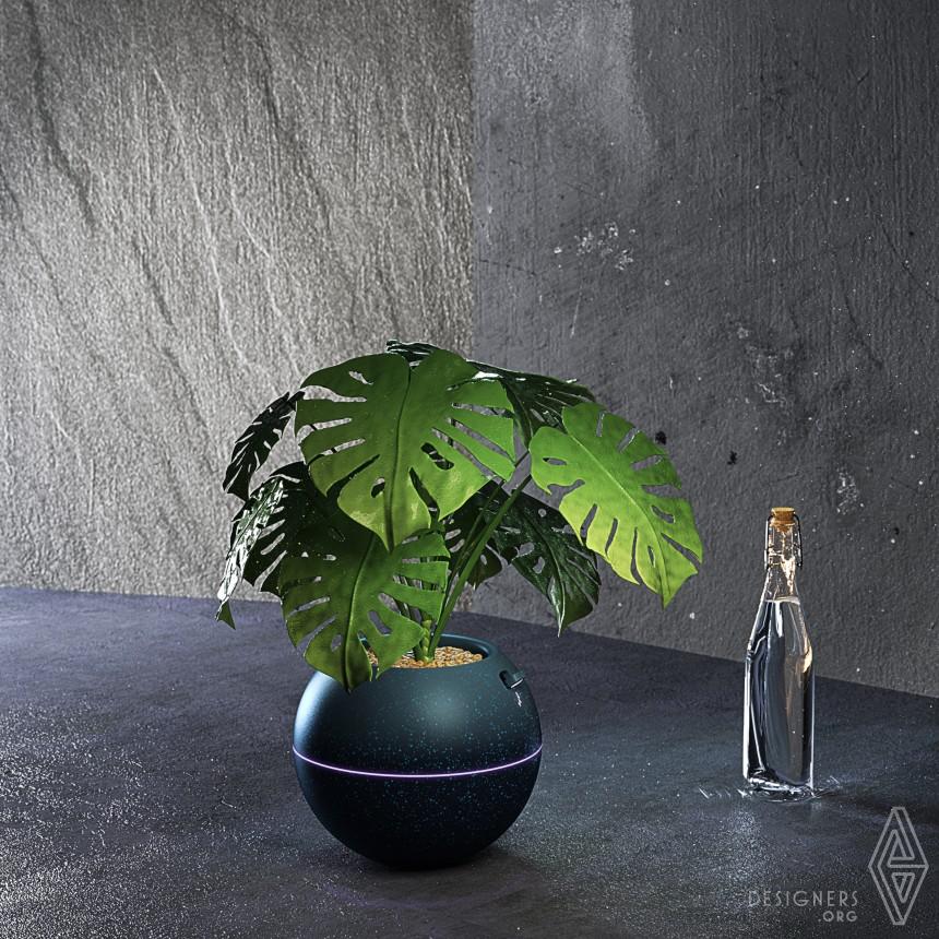 iPlant Flower Pot