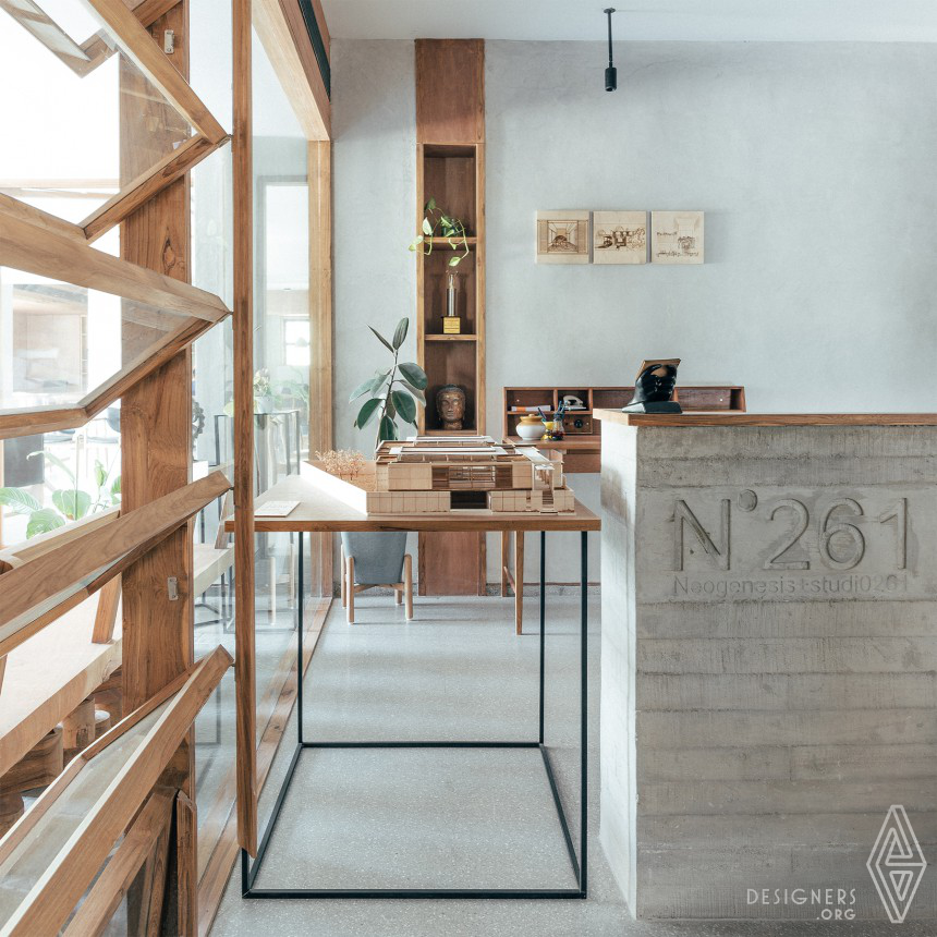 Nest Commercial Interior Image