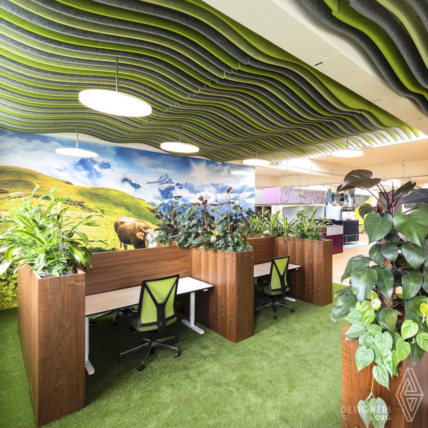 Inspirational Hub Design