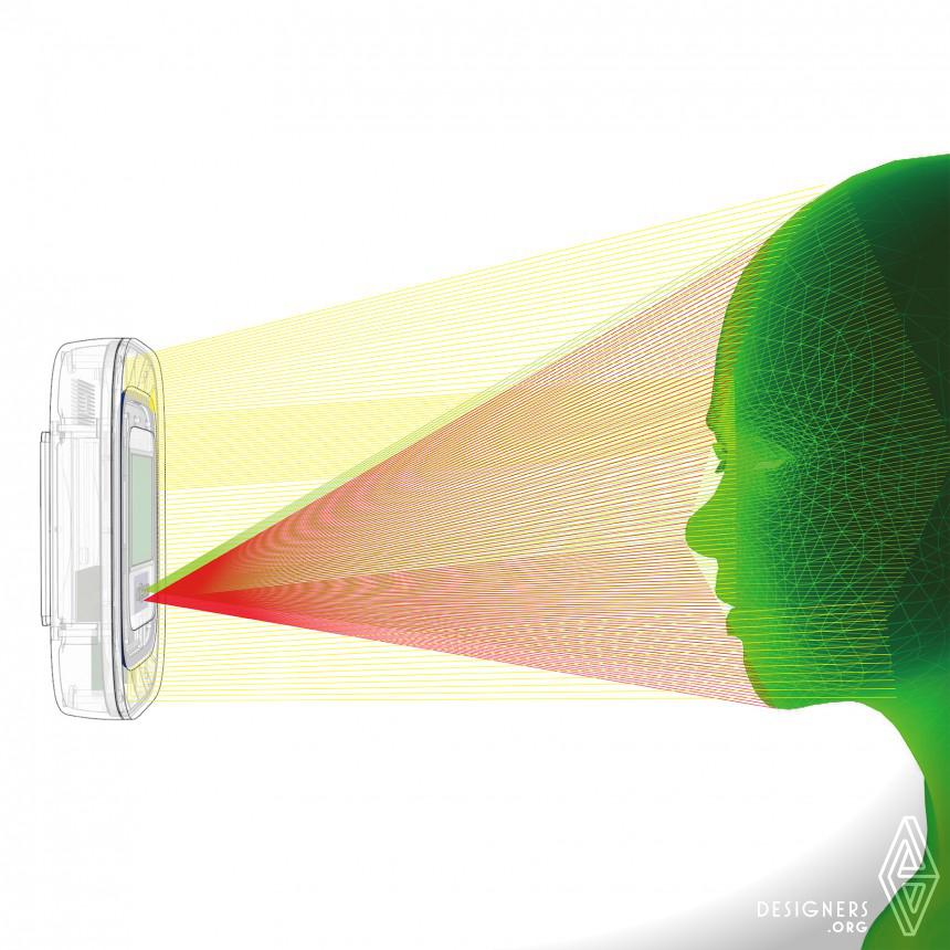 Ezalor 3D Face Recognition Access Control Image