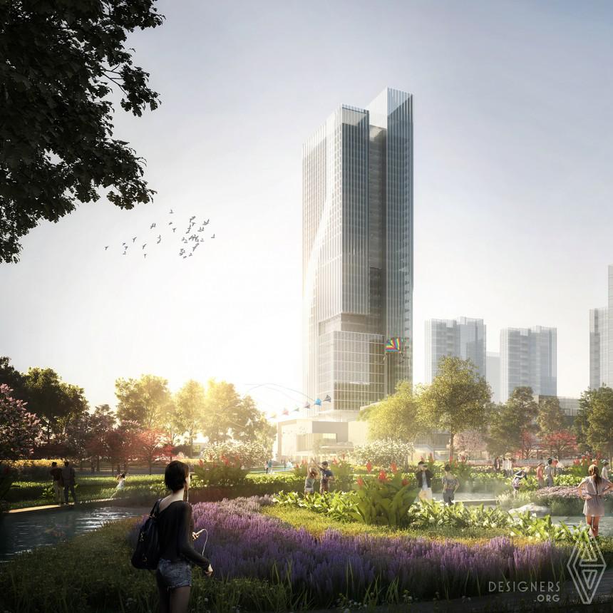 Light Portal Future Rail City  Image