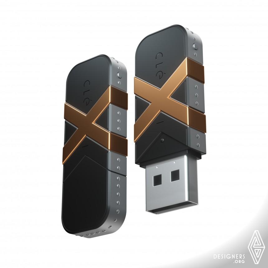 Clexi Secure Flash Drive