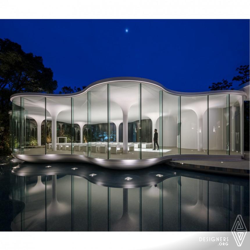 Inspirational Wedding Chapel Design