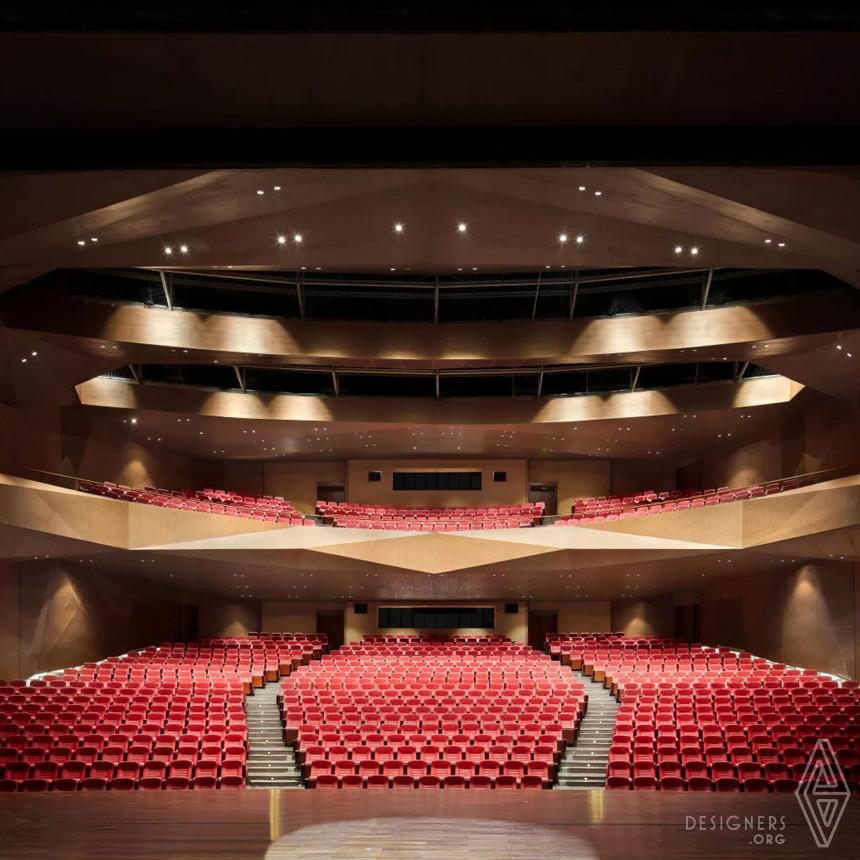 Grand Theatre of Sanshui Art Performances and Conferences