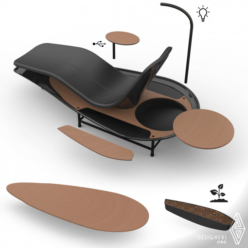 Inspirational Chaise Lounge Concept Design